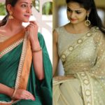 A Quick Guide to Get Best Gold Blouse Designs