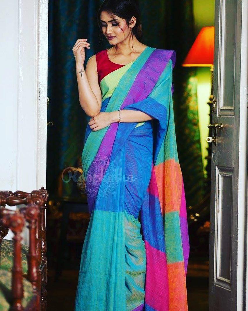 handloom saree designs