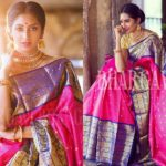 6 Tips To Wear Silk Saree Beautifully!
