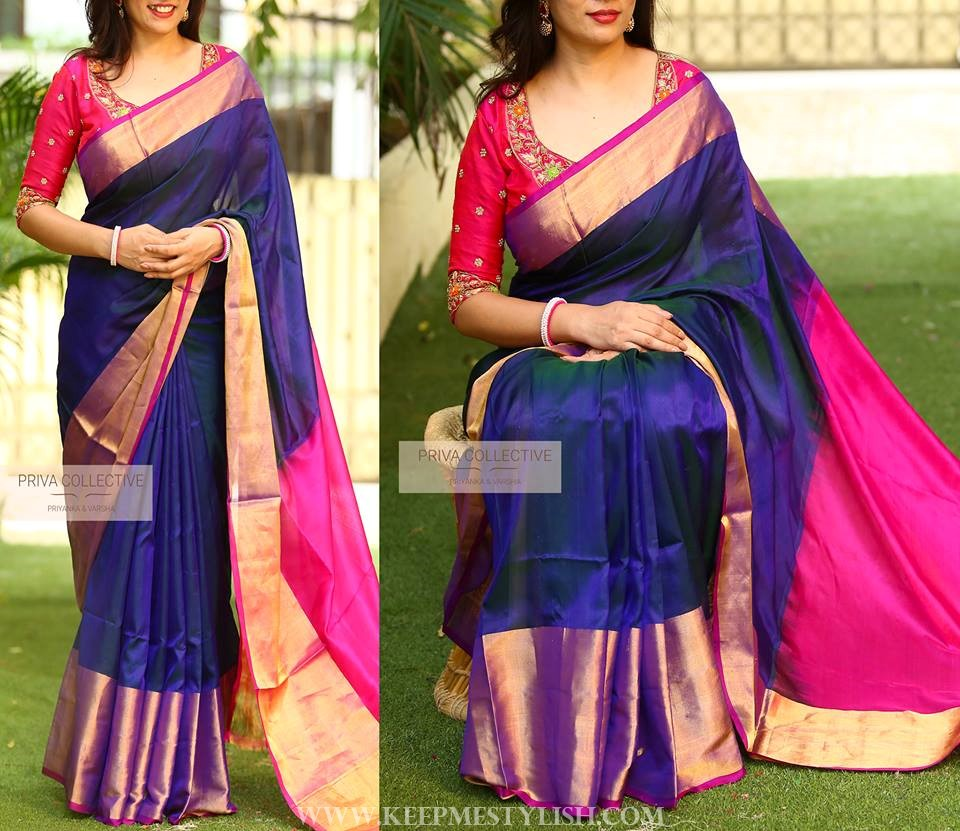 Light Weight Pattu Sarees