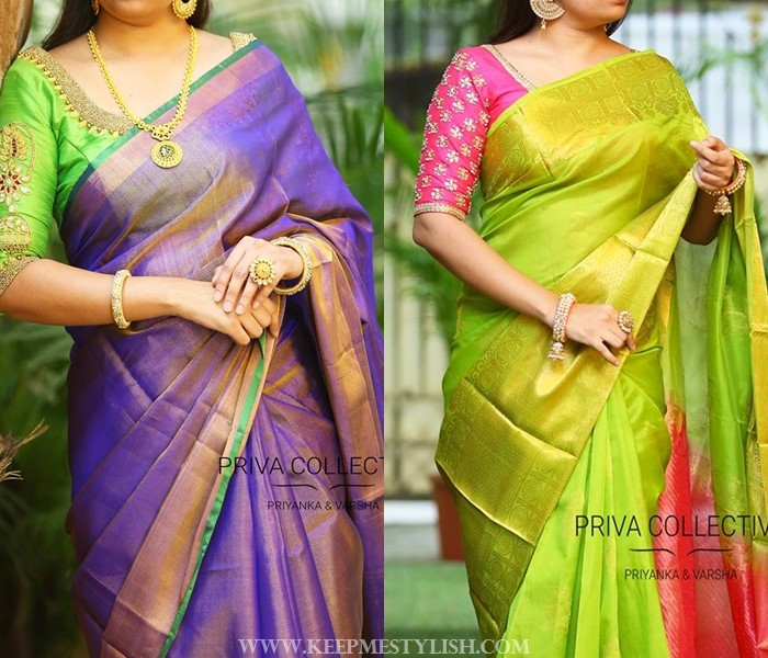 Lightweight Pattu Sarees Pictures To Pin On Pinterest