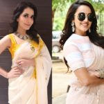 This Week Celebrity Shows How To Rock in Simple Sarees!