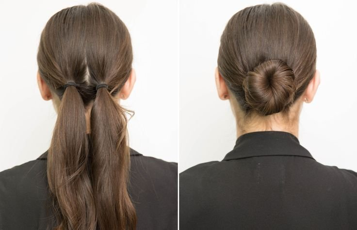 Simple and easy indian hairstyles for daily look