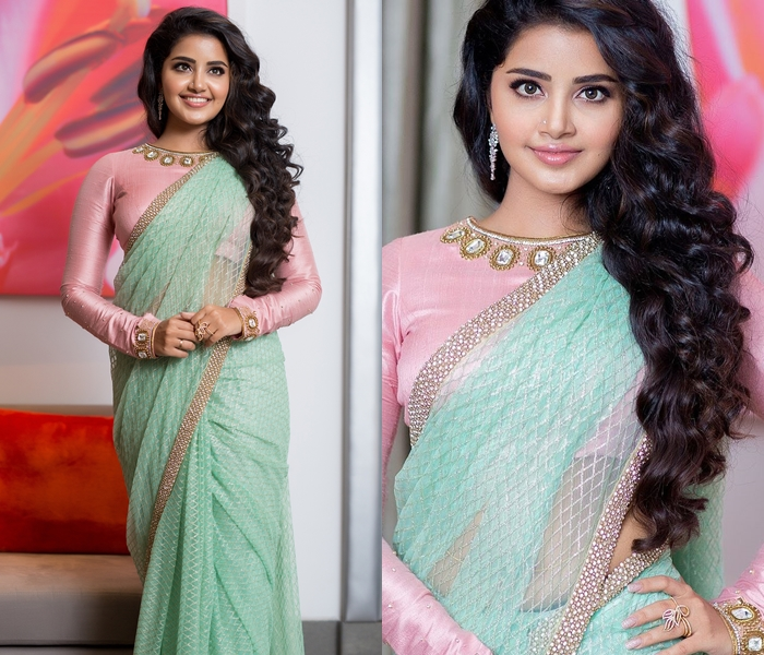 Must Check Out Saree Style If You Love Pastel Hues Keep