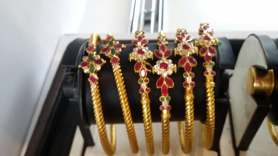 bangles for sarees