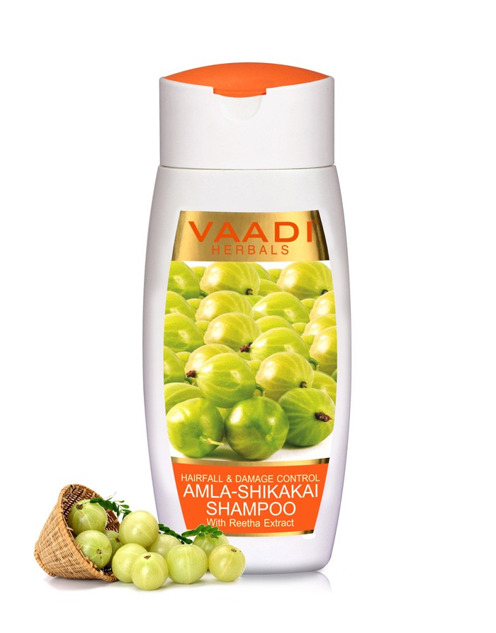 herbal shampoo in india for dry hair