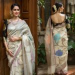 30+ Ultra Cool Black Blouse Designs For Sarees