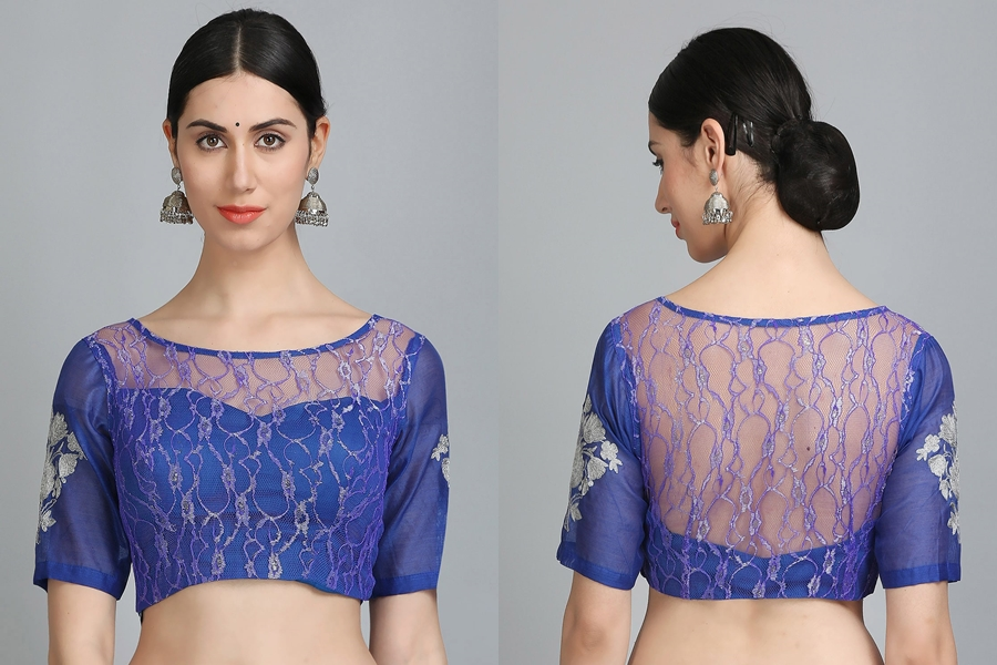 Blue Blouse Designs