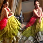 21 Incredible Lehenga Blouse Designs From Manish Malhotra