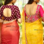 30+ Beautiful Saree Blouse Sleeve Designs to Try This Year