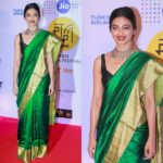 The Effortless Saree Styling Tips from Radhika Apte