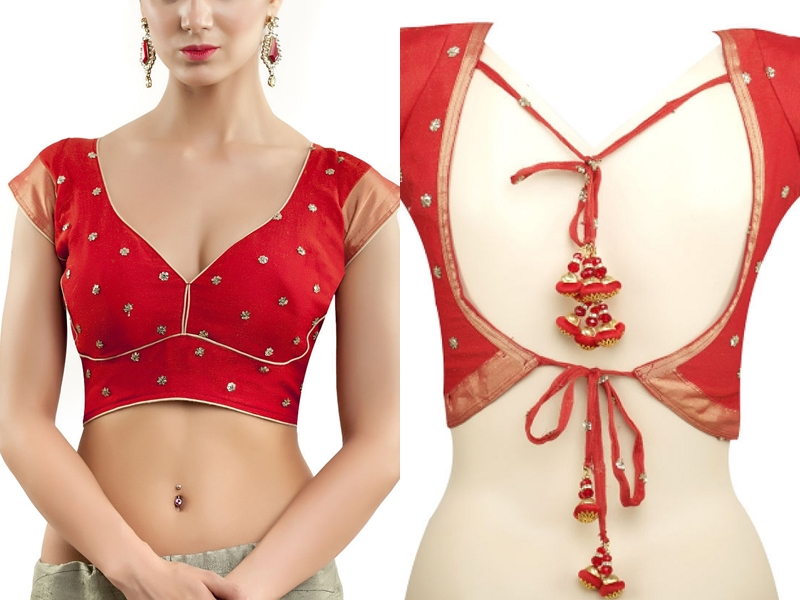 Websites to Shop readymade blouses online