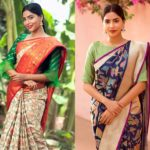 Check Out Trendy Silk Saree Designs From Kankatala