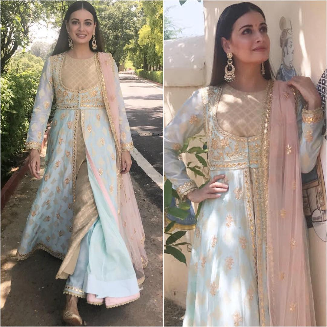 Websites to Shop Bollywood anarkali Suits Online