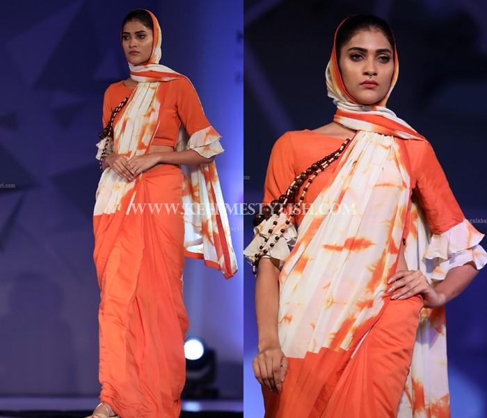 Modern Saree Blouse Designs