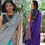 Bored Of Your Sarees? Try This Artistic Collection