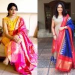 Shop: Colorful Silk Dupattas
