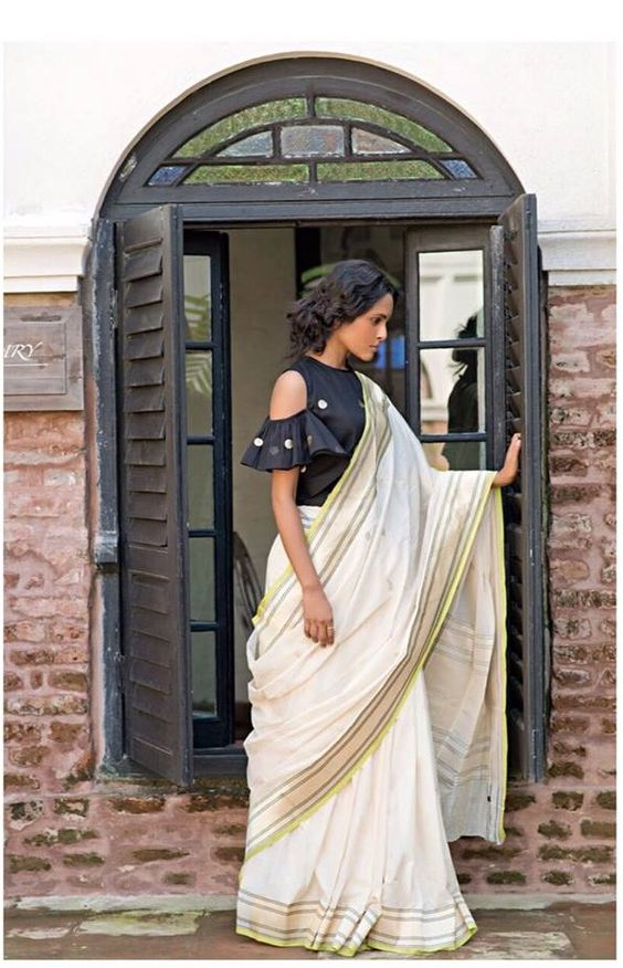 Designer Saree Blouse Images