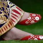 20 Fancy Flat Flip Flop/Slipper Designs to Consider for Weddings