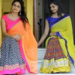 The Complete Guide to Shop Best Half and Half Sarees