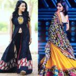 Flattering Kalamkari Dresses from Rekha's Couture