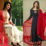 21 Plain Churidhar Color Combinations To Look Stylish