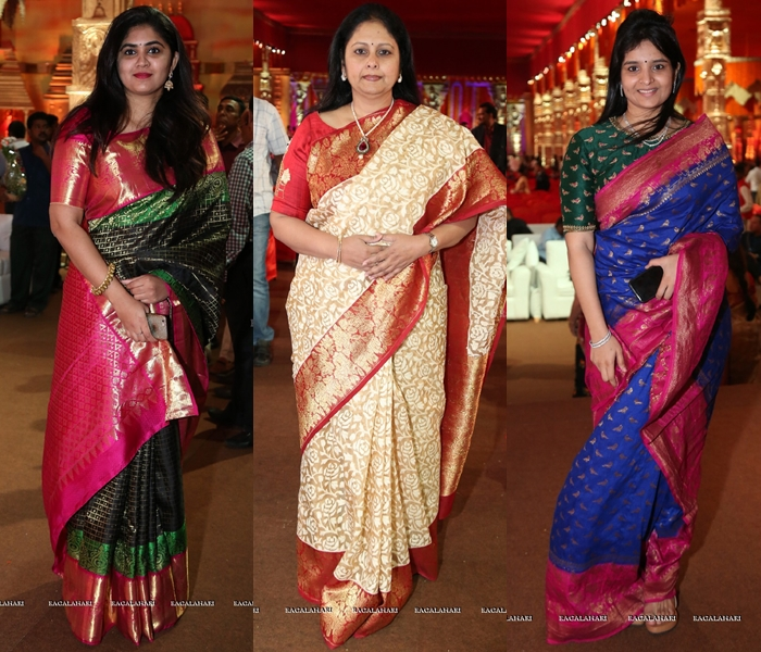 Latest Saree Designs For Weddings