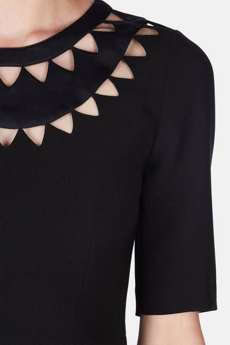Neck Designs For Plain Kurtis