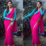10 Saree Blouse Designs/Ideas to Look Slim