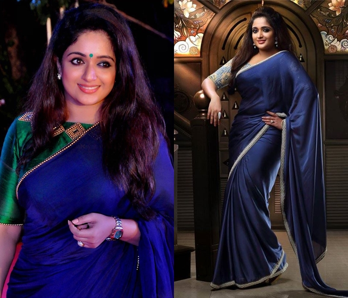 Saree Colors For Winters