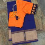 This Video Tutorial Shows How to Fold Heavy Sarees