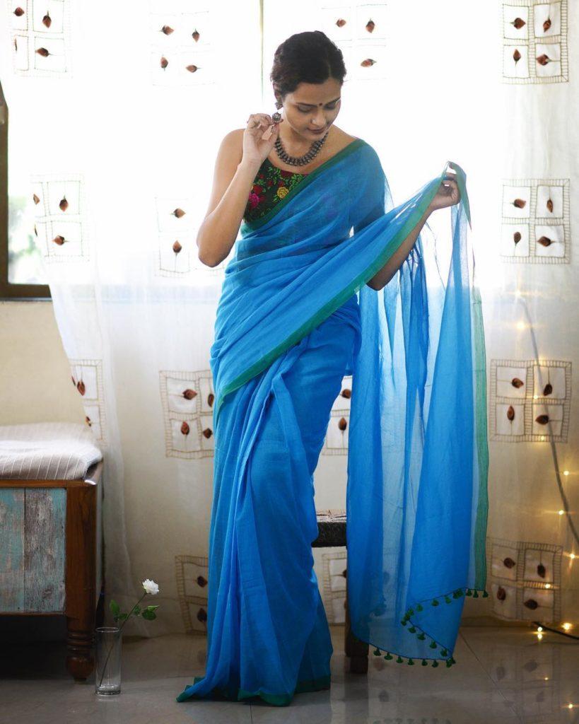 Sexy Saree Blouses