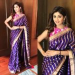 You Can Learn 9 New Ways to Style Saree from This Celeb