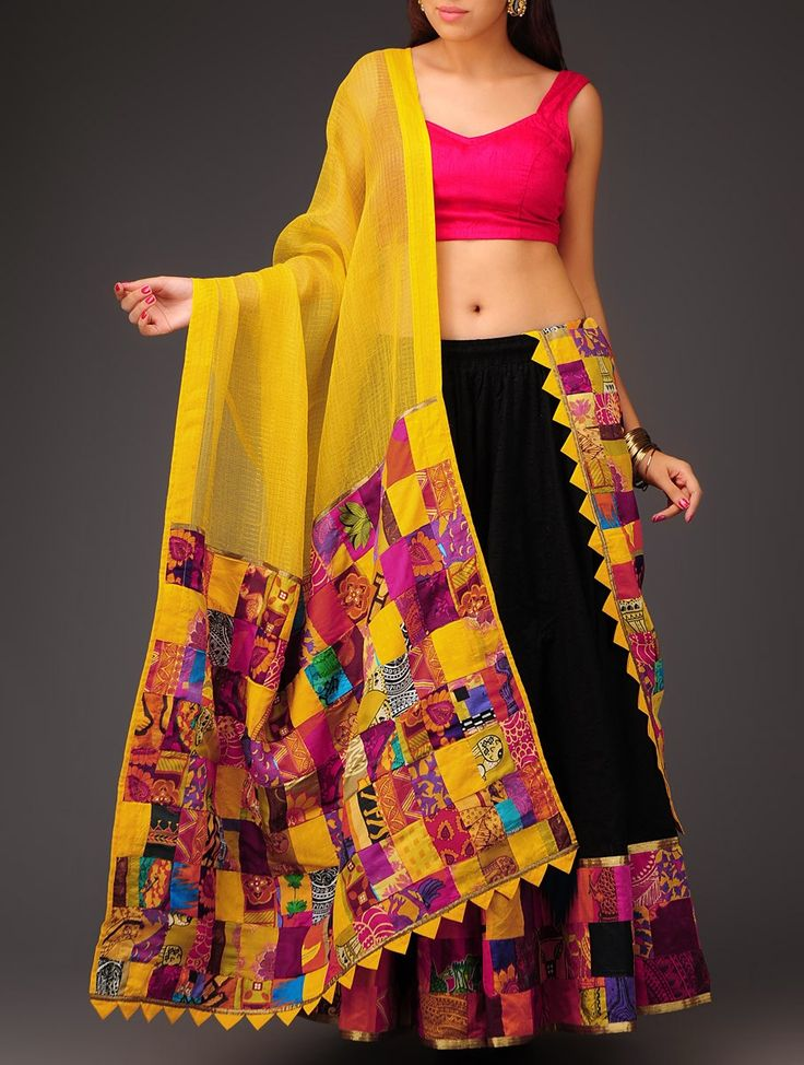 Dupatta Design Ideas