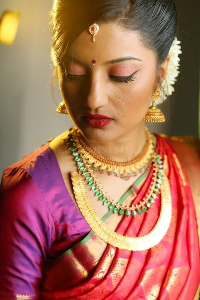 10 Party Makeup Ideas To Try With Sarees U2022 Keep Me Stylish