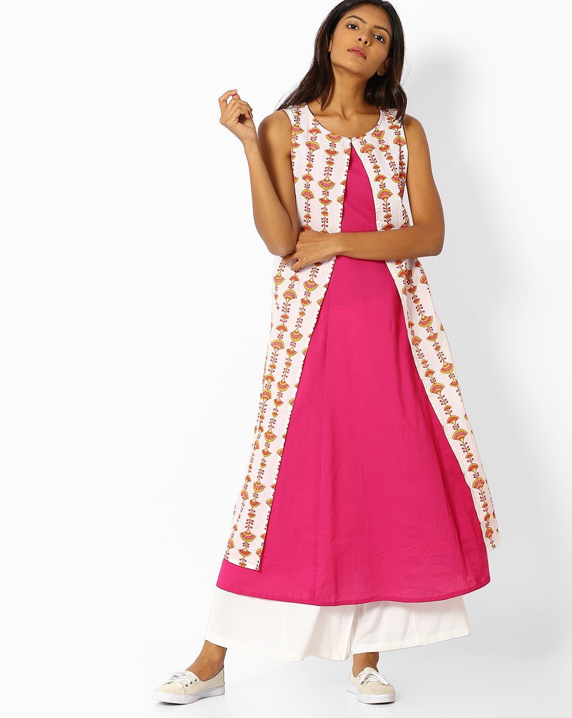 Designer Kurti Patterns