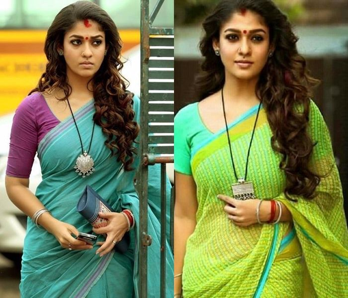 6185ba6af8690 Check Out Nayanthara s Best Saree Moments • Keep Me Stylish