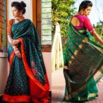Adorable Handcrafted Sarees to Wear This Year