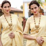 How Bold Antique Jewellery Can Transform Your Saree Look