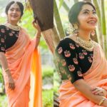 15 Most Flattering Designer Blouse Patterns for Sarees