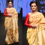 Tips to Brighten Up Your Gold Silk Saree Style