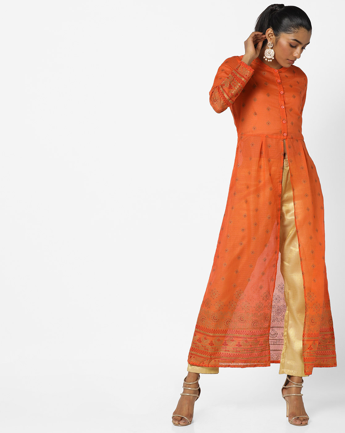 Salwar Pants Designs