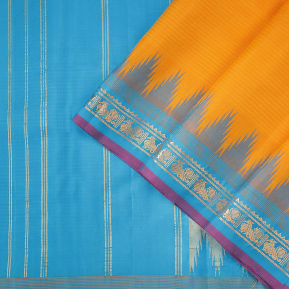 Traditional Kanchipuram Sarees