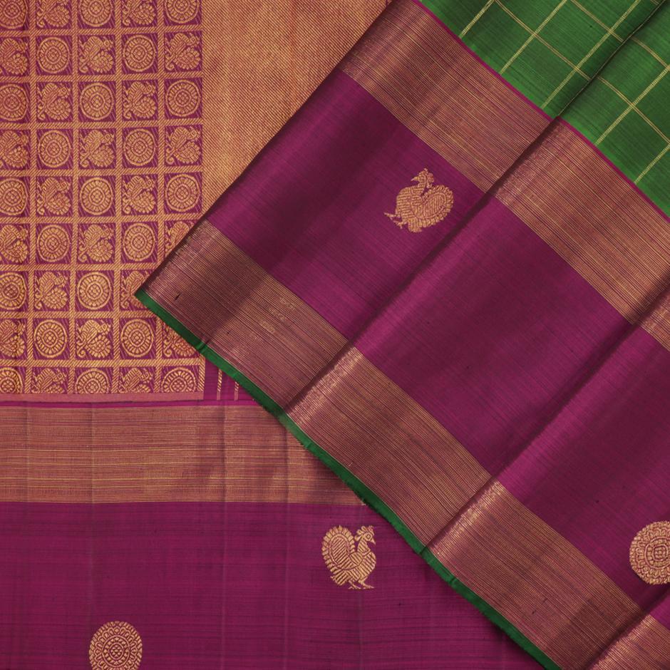 Traditional Kanchipuram Sarees