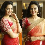 16 Stylish Designer Blouses for Net Sarees