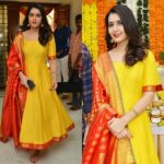 Wedding Guest Look You Can Copy From Raashi Khanna
