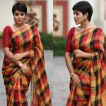 The Classic Summer Friendly Saree Look