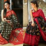 Dress Up This Summer with Cool Ikat Sarees