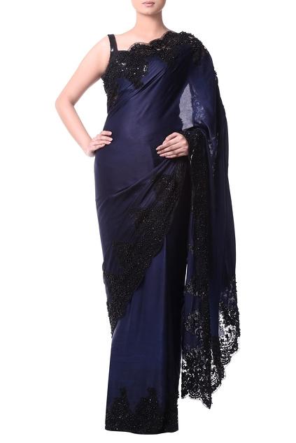 Fancy saree Designs for Weddings