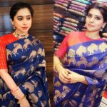 You Must Try Out This Celebrity Approved Saree Style